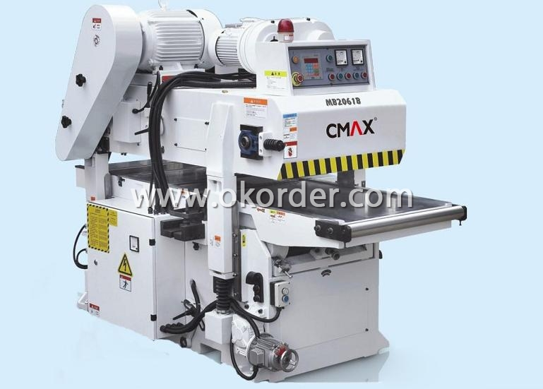 """610mm Double-Side Planer"""