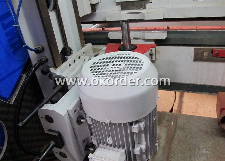 """Double End Tenoner Machine For Wood Floor FMD8630-2"""