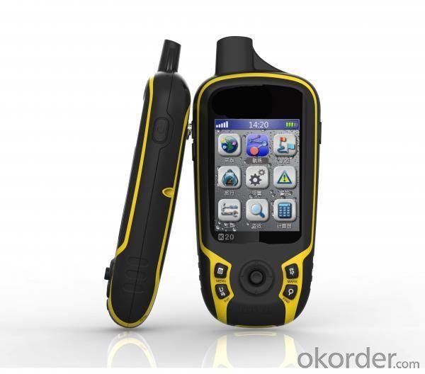 Intelligent IPX7 Surveying Map GPS