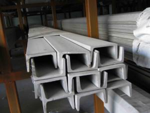 Best Quality for Hot Sale Stainless Steel Channel