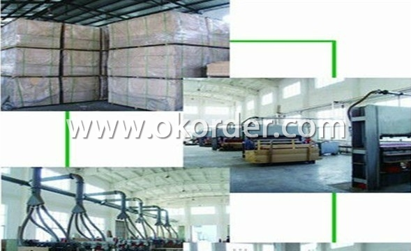 Produce Line of F Type End Cap Moulding(Match 8mm Floor)