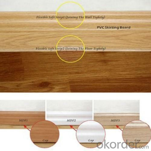 Skirting Board(Match 8mm Floor)