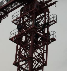Climbing Frame for Tower Crane
