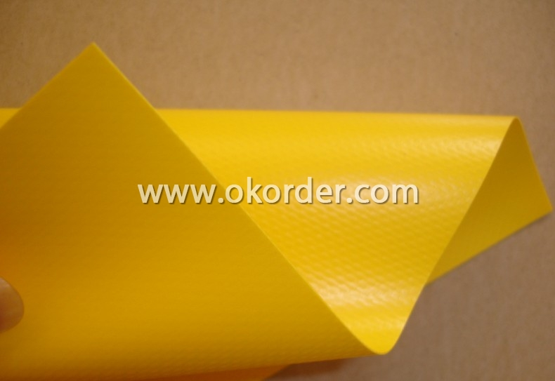 PVC Tarpaulin for Covers and Tents