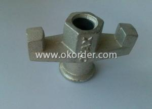Cold Galvanized  Wing Nut