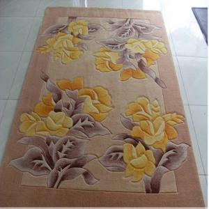 Acrylic Hand Tufted Hotel Carpet