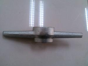 Scaffolding Parts-Cold Galvanized Jack Nut