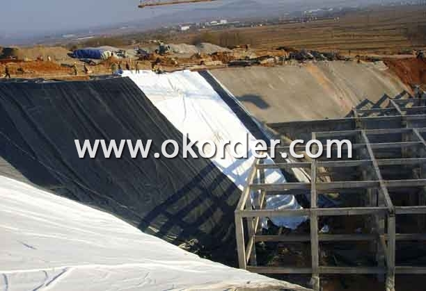Nonwoven Geosynthetics