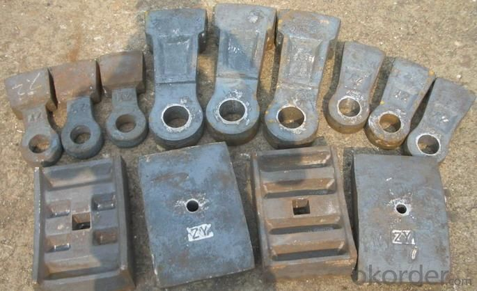 Parts For Crushing Plant