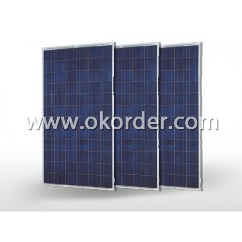 CNBM Solar Polycrystalline(270W-290W)