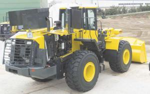 Big Capacity Coal Mining Wheel Loader