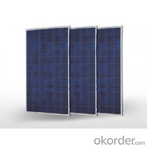 Solar Polycrystalline(270W-290W)