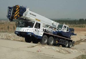 TADANO Truck Crane GT-750E