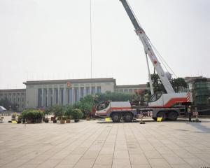 ZOOMLION Truck Crane  QY50V532