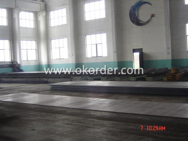 API 5L  LSAW Welded Steel Pipes Raw Materials