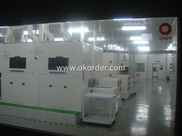 Mono solar panels CNBM 280W-300W