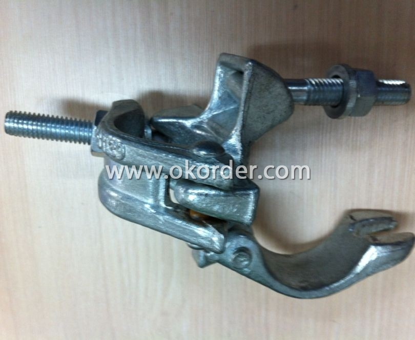 Scaffolding Parts-Cold Galvanized Coupler