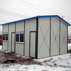 Sandwich panels quick build houses for temporary residential buildings