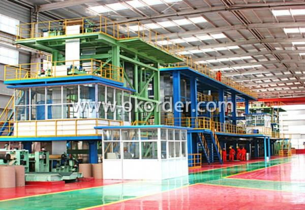 TIN COATING LINE