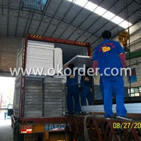 Packing of Prefab Apartment