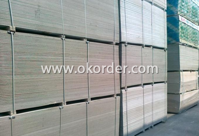 packge of oxide board