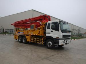 Truck-mounted Concrete Pump 37m