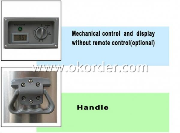 The details of the Direct Current Refrigerator-2
