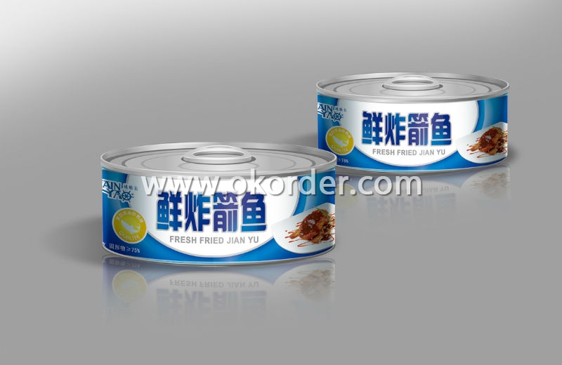 Tinplate for Seafood Can