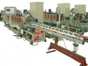 Precise Steel Profiles Roll Forming Machine