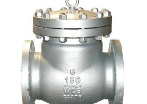 Check Valve For Sell Liquid Best Quality Reliable Seal Good Performance 150-2500LB Oil Industry Chemistry Fertilizer Flux