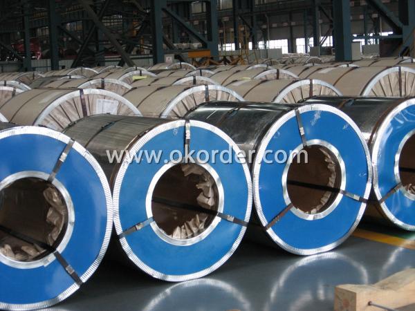 Prepainted Aluzinc Steel Coil-0.47mm