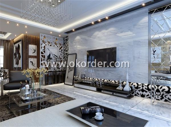 marble tile decoration