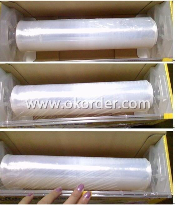 Cling Film with Cutter Box