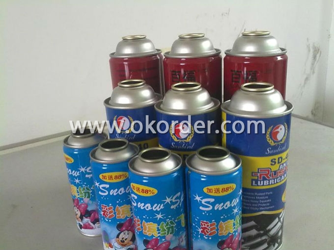 Tinplate For Aerosol Can