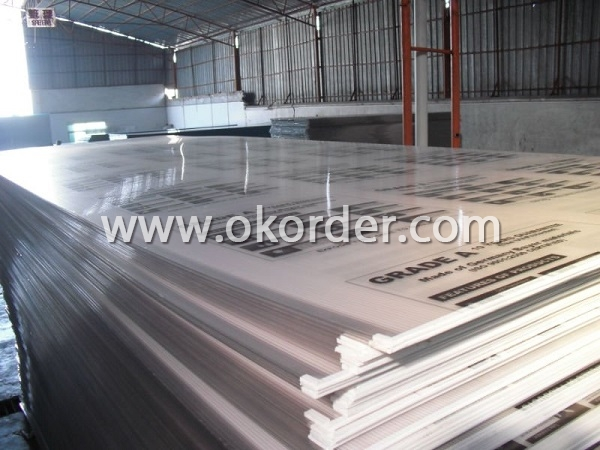 4-Wall H- Polycarbonate Sheet