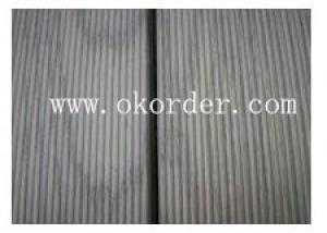 Deep Carbonized Ash Wood