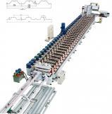 Máquina perfiladora de cubiertas para suelos