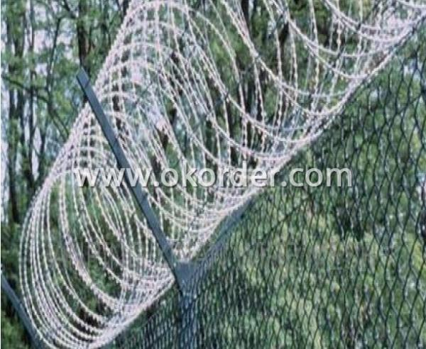 Barbed Wire usage