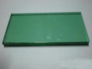 Dark Green Tinted Float Glass