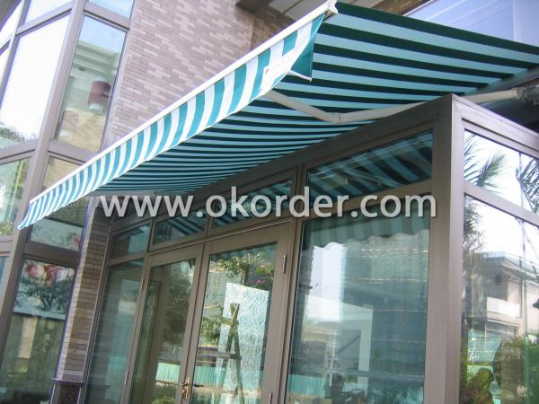 China Retractable Awning