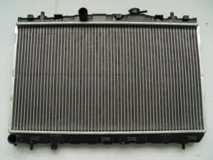 Aluminum Brazing (A/P Type) Radiator For Renault
