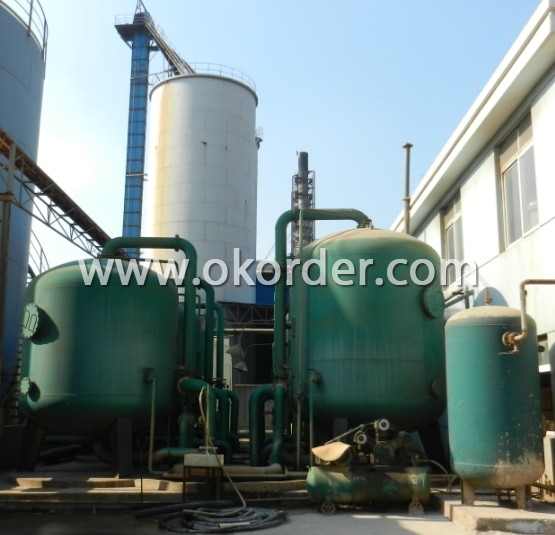 equipments of Iron Oxide