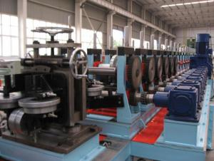 Pallet Racking Roll Forming Machine