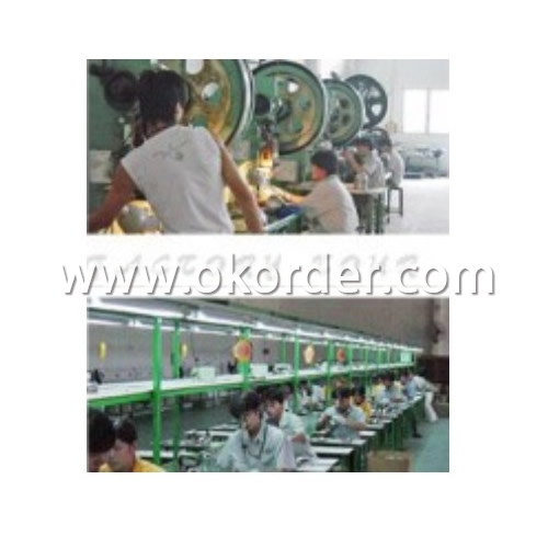 Factory Of S/S Kitchen Utensil-007