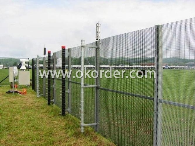 Galvanized Welded Wire Mesh Construction applications