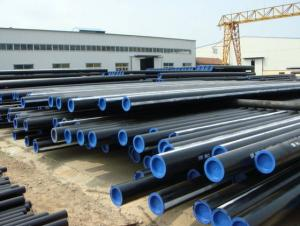 High Quality API SPEC 5L ERW Welded Steel Pipes Used For Oil, Gas And Petroleum
