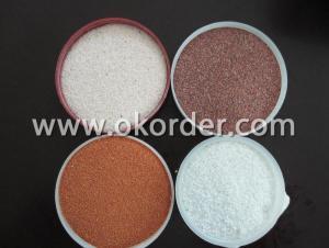 Multicolored Granules For Waterproof Field