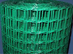 4''*4'' PVC Coated Euro Fence