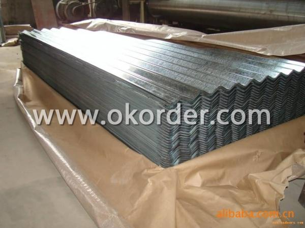 Hot Dip Galvanized Steel