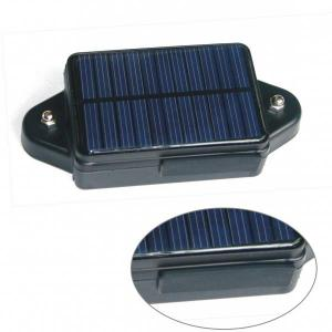 GPS Tracker With Solar Power & Waterproof & Magnet Pin